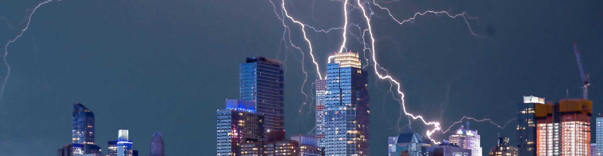 Lightning struck my computer
